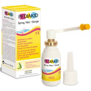 Spray nariz garganta PEDIAKID 20 ml - Tu Vida Healthy