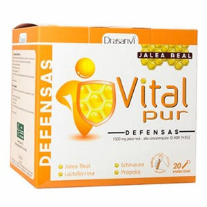 Vitalpur defensas DRASANVI 20 viales - Tu Vida Healthy