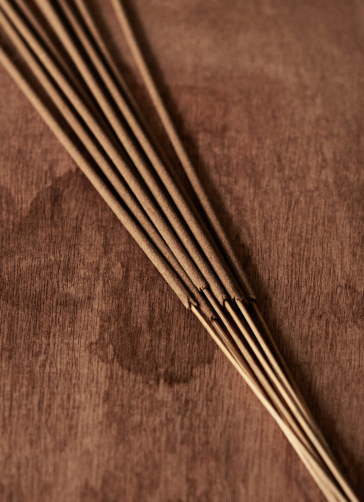 INCENSE STICKS BETWEEN THE SHEETS
