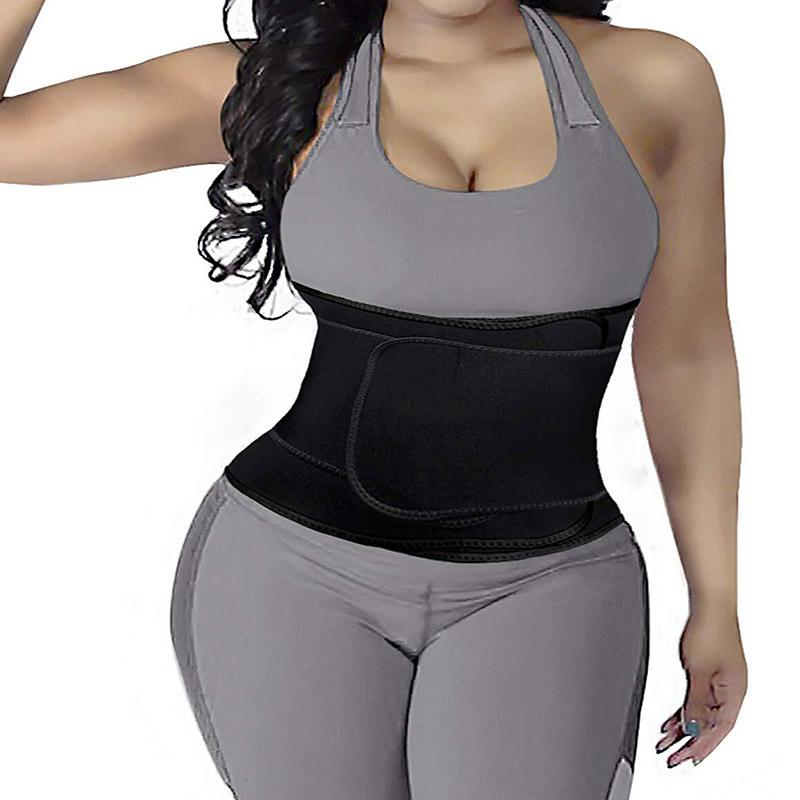 NEOPRENE Waist Trainer Belt with Elastic Strap