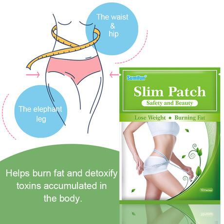 Slimming and Weight Loss Patch (10pieces/pack) | Fat Burner Plaster