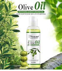 Natural Olive Body and Hair Oil (100ML)