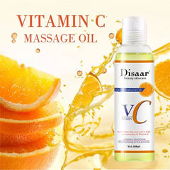 Vitamin C Oil Essential Body Massage Oil (100ML)