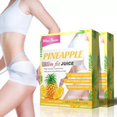 Pineapple Slim Fit Juice | Meal Replacement Juice
