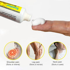 Analgesic and Pain Relief Ointment | Rheumatism Cream