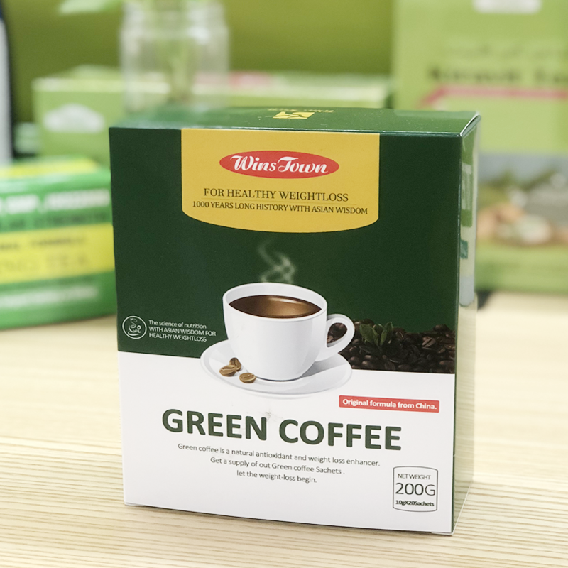 Green Coffee for Weight Loss | Fat Burner Green Coffee