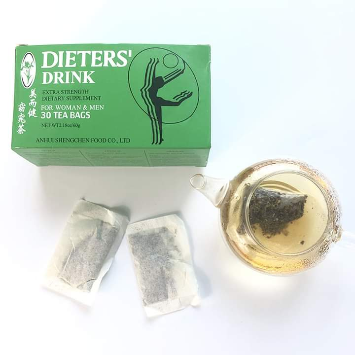 Dieters' Tea (Ballerina Tea) | Dietary Supplement Tea