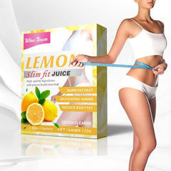 Lemon Slim Fit Juice | Meal Replacement Juice