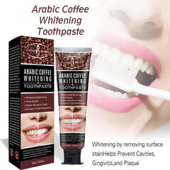 Organic Arabic Coffee Whitening Toothpaste | Oral Care Toothpaste