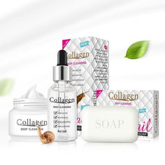 Snail Collagen Face Serum | Anti-Aging and Anti-Acne Serum