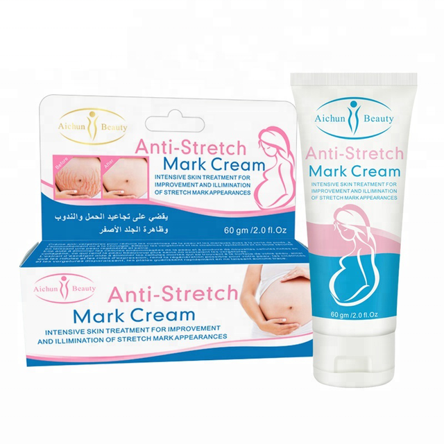 Snail Anti-Stretch Mark Cream for Pregnant Women