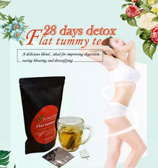 28 Days Detox and Flat Tummy Tea | Tummy Cleansing Tea