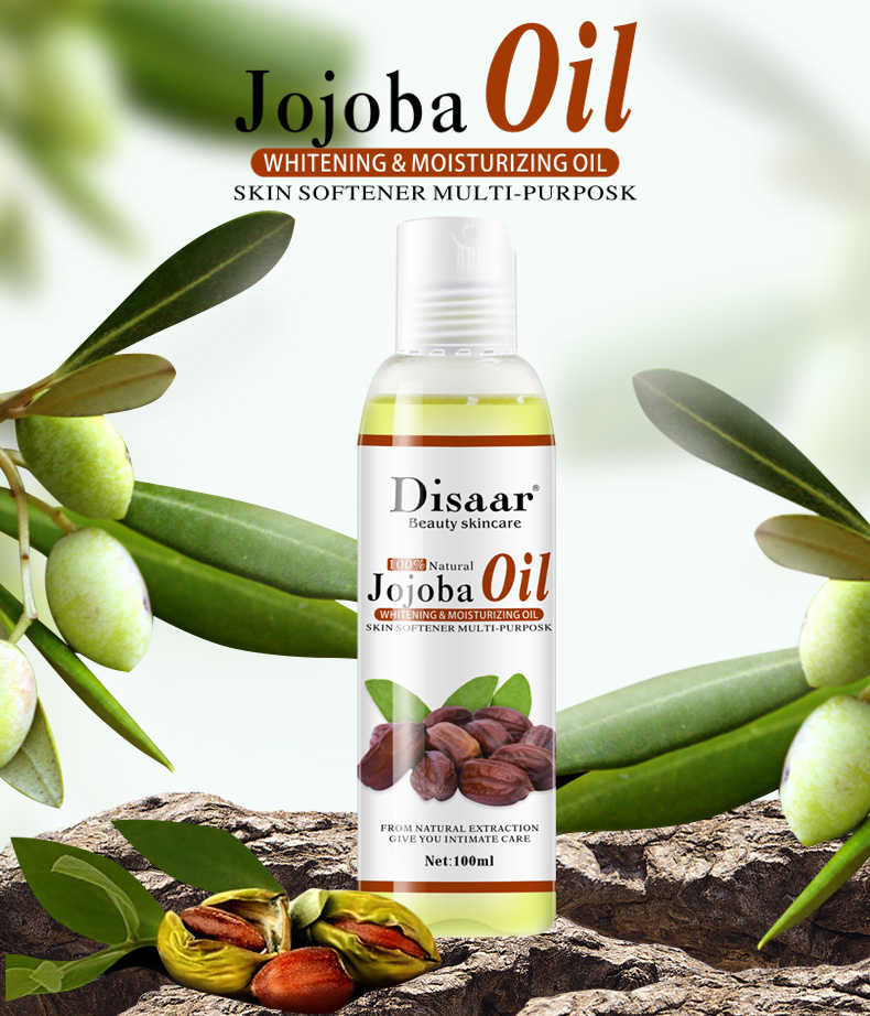 Jojoba Oil Essential Body Massage Oil (100ML)