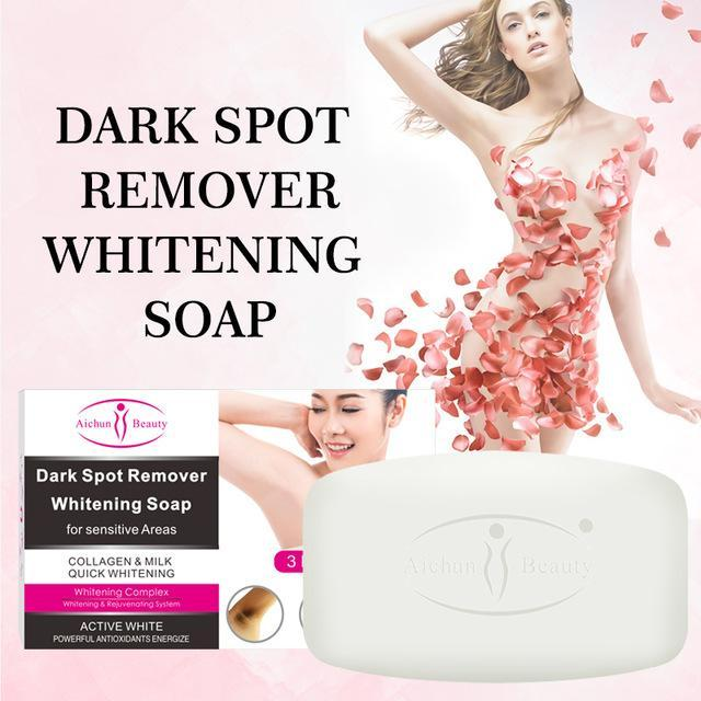 Dark Spots Removal and Whitening Soap