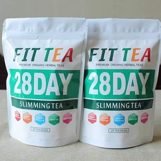 28 Days Fit and Slimming Tea | Weight Loss Tea