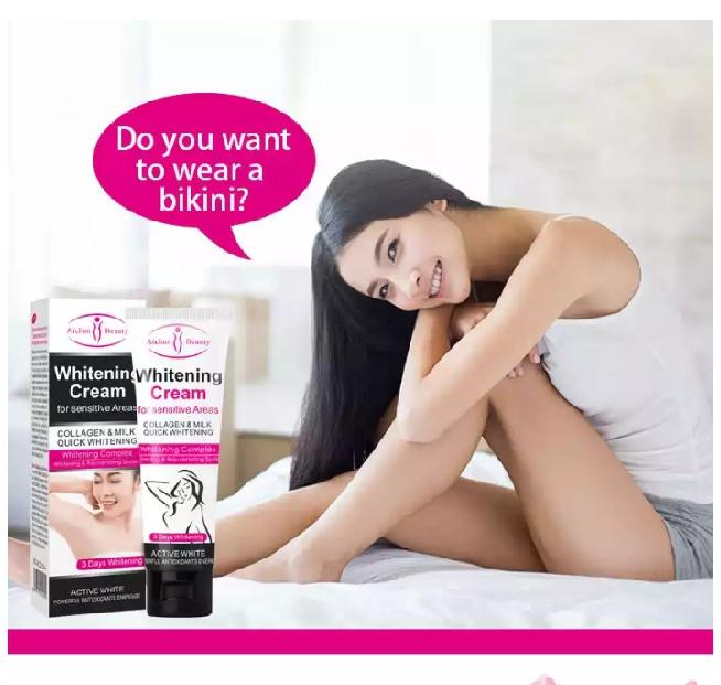 Armpit, Private Part, Knee And Elbow Whitening Cream