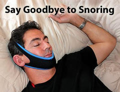 Anti-Snoring Chin Strap | Snoring Solution | Anti-Snoring Device
