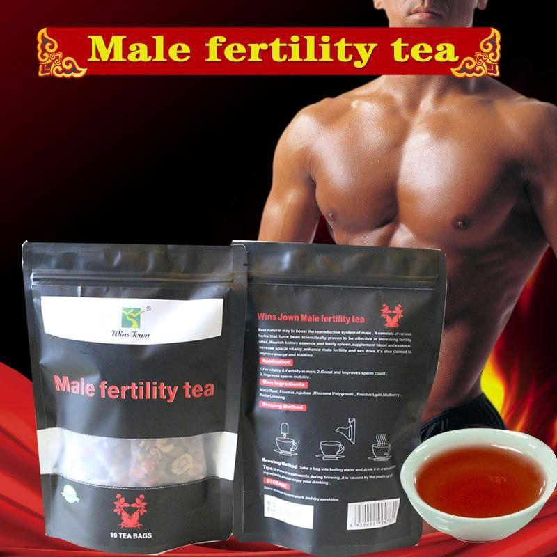 Sperm Booster and Male Fertility Tea | Sex Enhancement Tea for Men