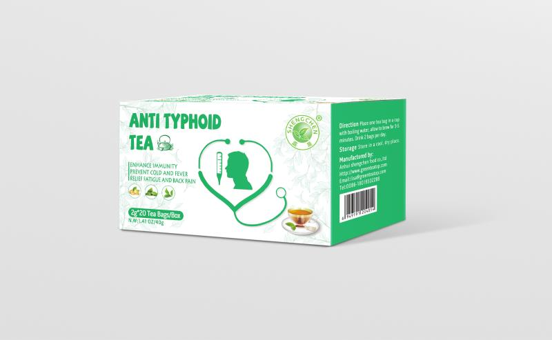 Anti-Typhoid Tea | Herbal Tea for Typhoid Treatment