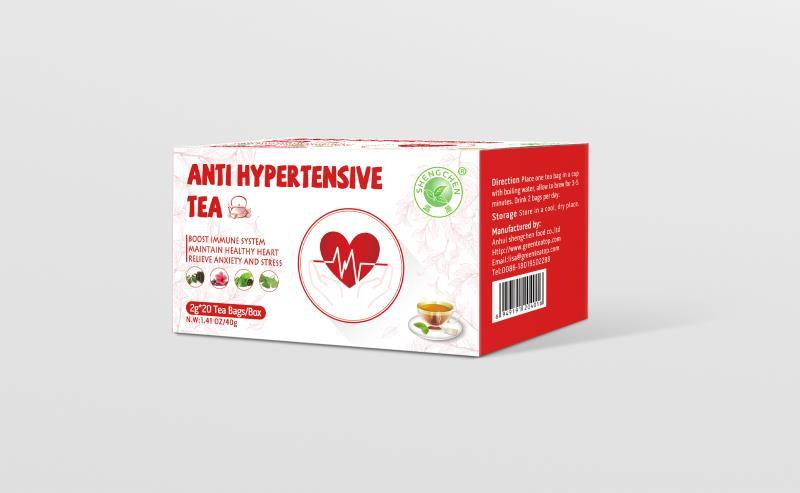 Anti-Hypertensive Tea | High Blood Pressure Regulating Tea