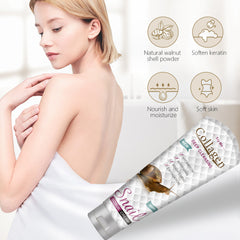 Snail Collagen Body Scrub (150ML) | Exfoliating Body Scrub