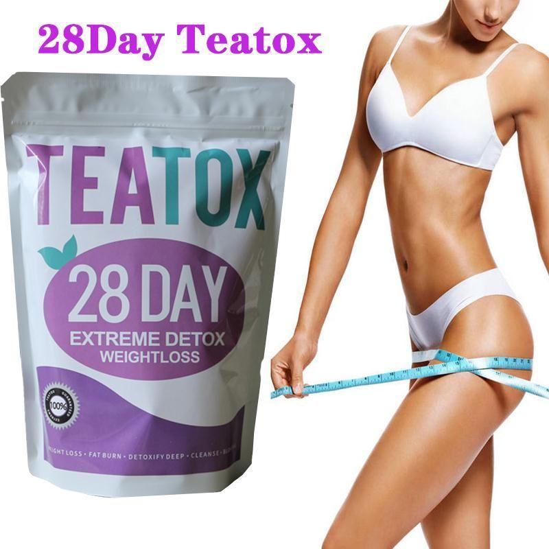 28 Day Teatox | Extreme Detox and Weightloss Tea