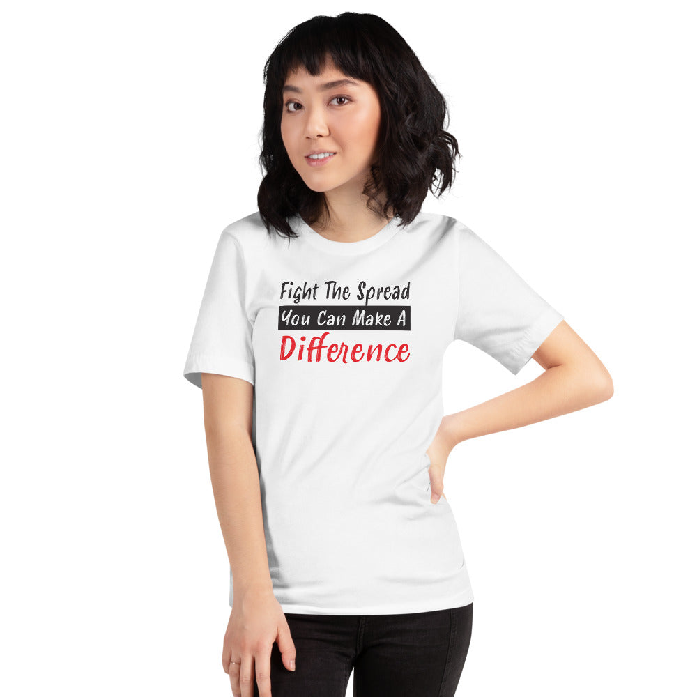 Make a Difference - Red