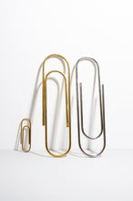 Load image into Gallery viewer, OVERSIZED PAPERCLIP / CARL AUBÖCK