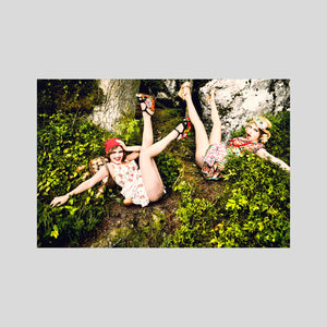 MAGIC MUSHROOMS / ELLEN VON UNWERTH