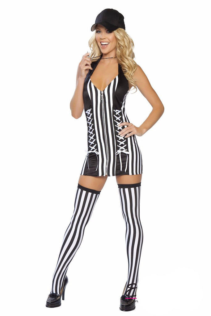 Foul Play Referee ElleStyles