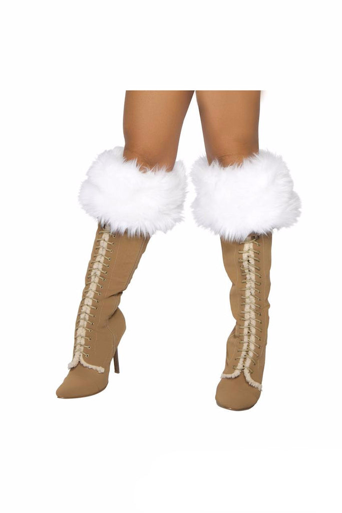 Fur Boot Cover ElleStyles