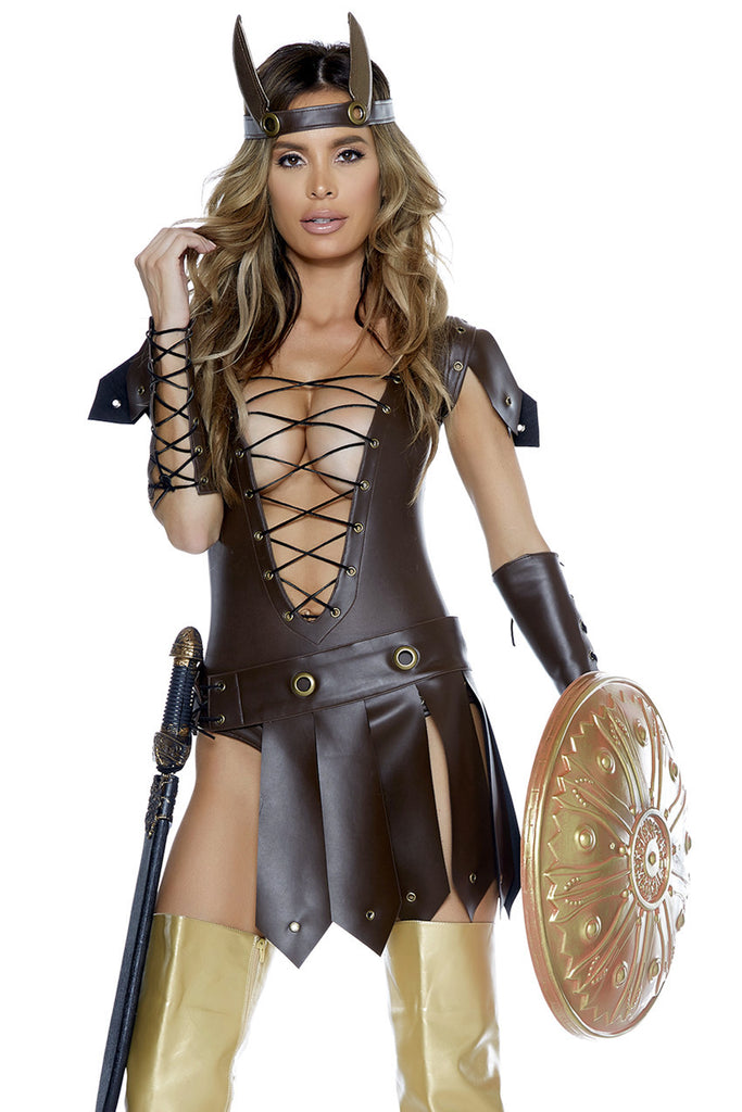 Victorious Sexy Warrior Costume ElleStyles