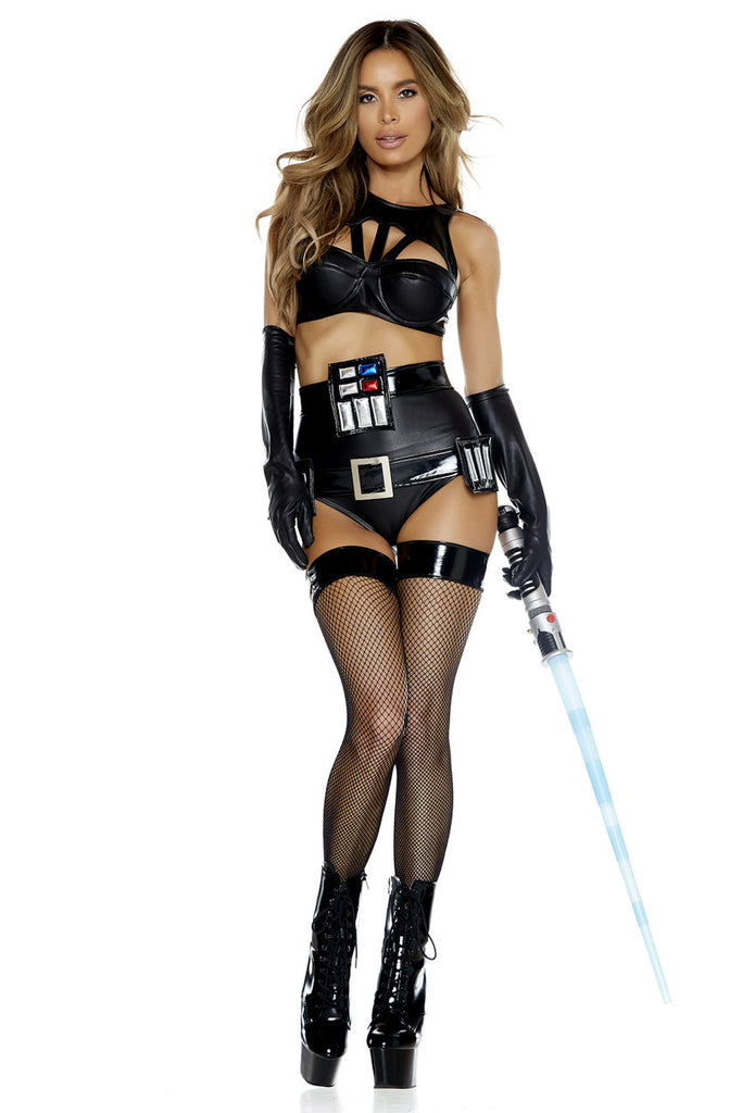Darqueside Sexy Movie Character Costume ElleStyles
