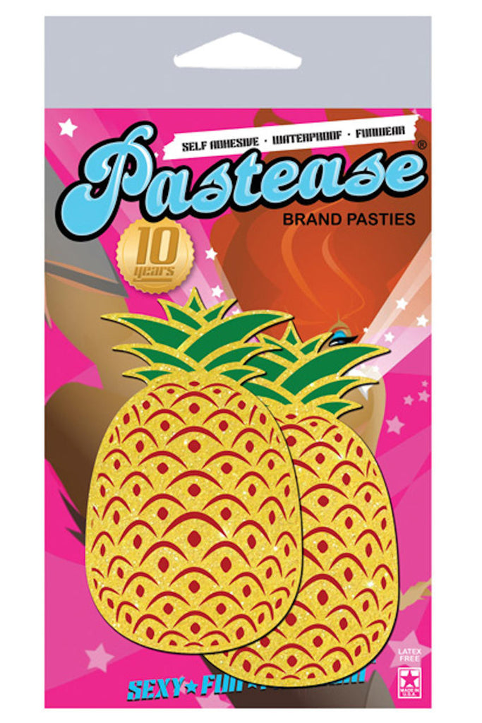 Pastease Pineapple Pasties ElleStyles