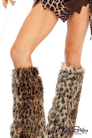Fur Boot Cover