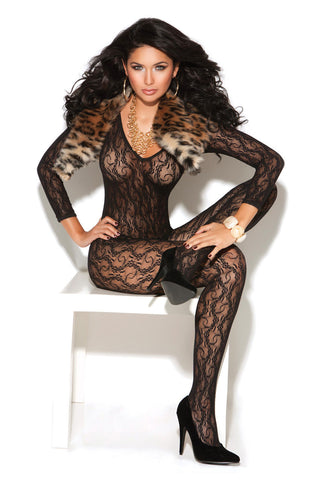 Vivace Deep V Bodystocking