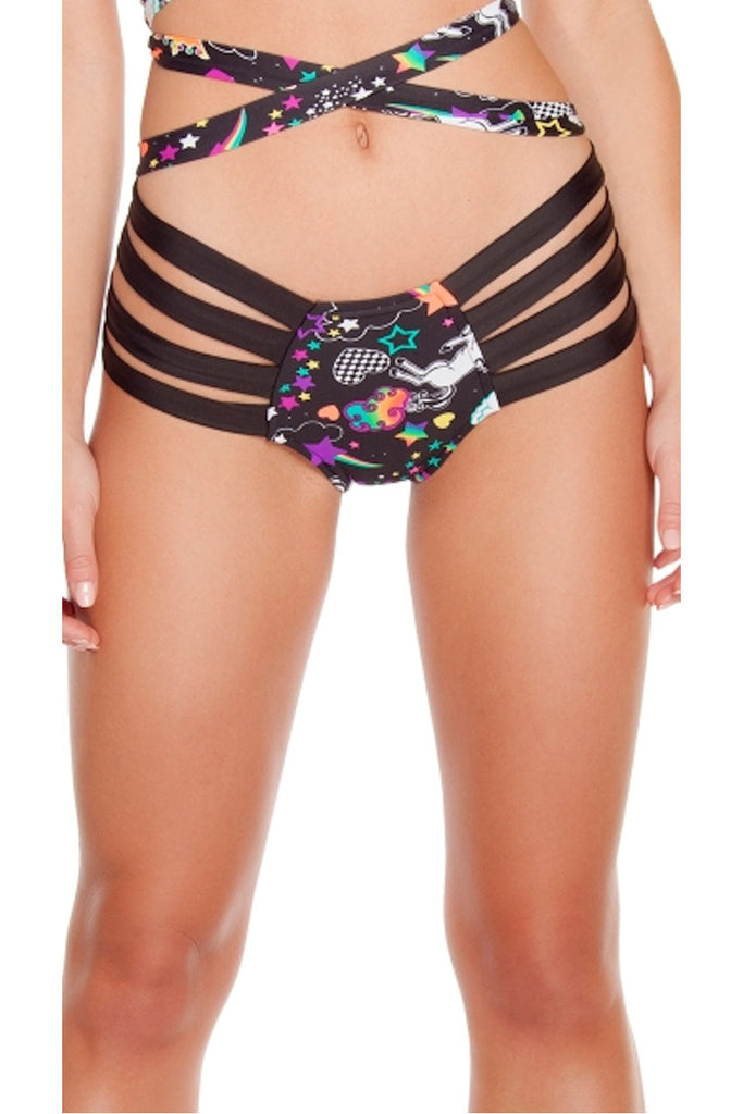 Unicorn Strappy Bottoms ElleStyles