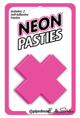 Pastease Glow in the Dark Heart Pasties