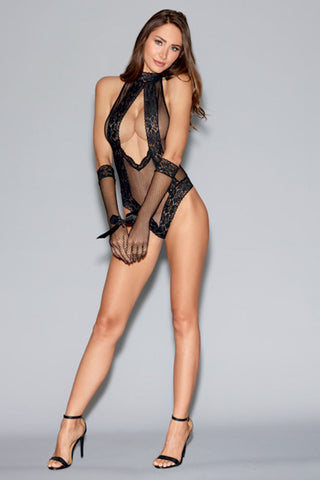 Vivace Halter Bodystocking