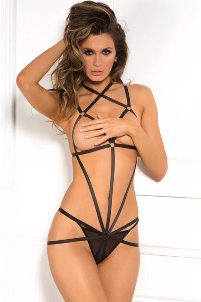 Strappy Body Harness ElleStyles
