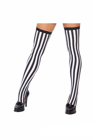 Stripped Stockings