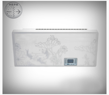 "Load image into Gallery viewer, Wall-mounted air purifier HEPA ""Shield 120 ̊ - 3500"" for rooms up to 10000 ft³"