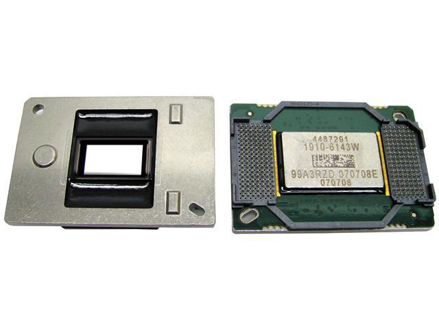 1910-6143W 276P595010 4719-001997 Original New DMD/DLP Chip fixes White Dot issues on Mitsubishi, Samsung and Toshiba TVs