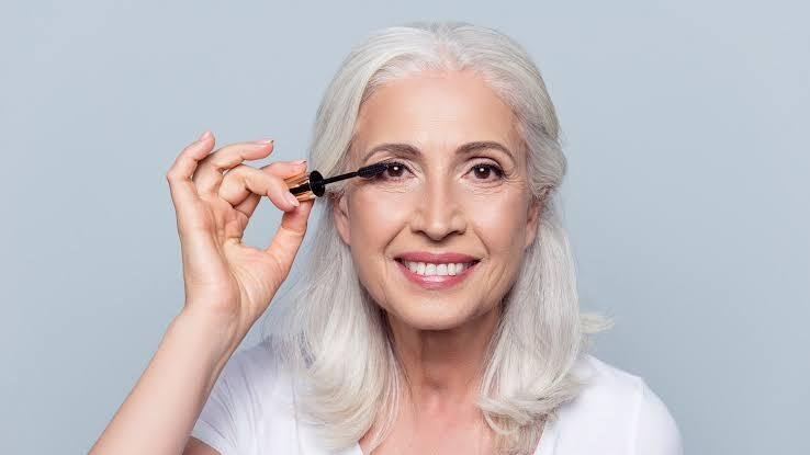 In your 50's: The Journey of your Eyelash as you Age.