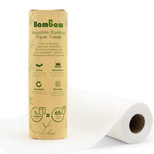 Reusable Paper Towel Roll - Bambaw