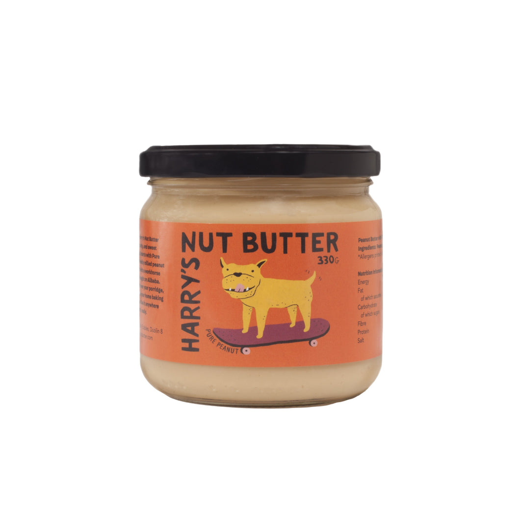 Harry's Nut Butter - Pure Peanut