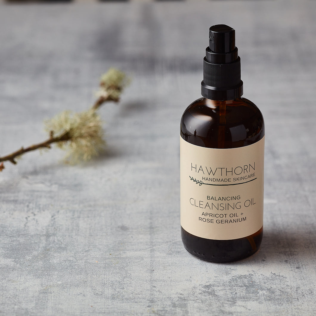 Balancing Cleansing Oil - Hawthorn Handmade Skincare