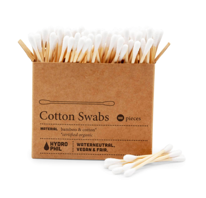 Bamboo Cotton Buds - Hydrophil