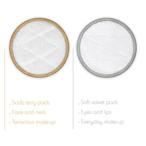 Reusable Cleansing Pads - Bambaw