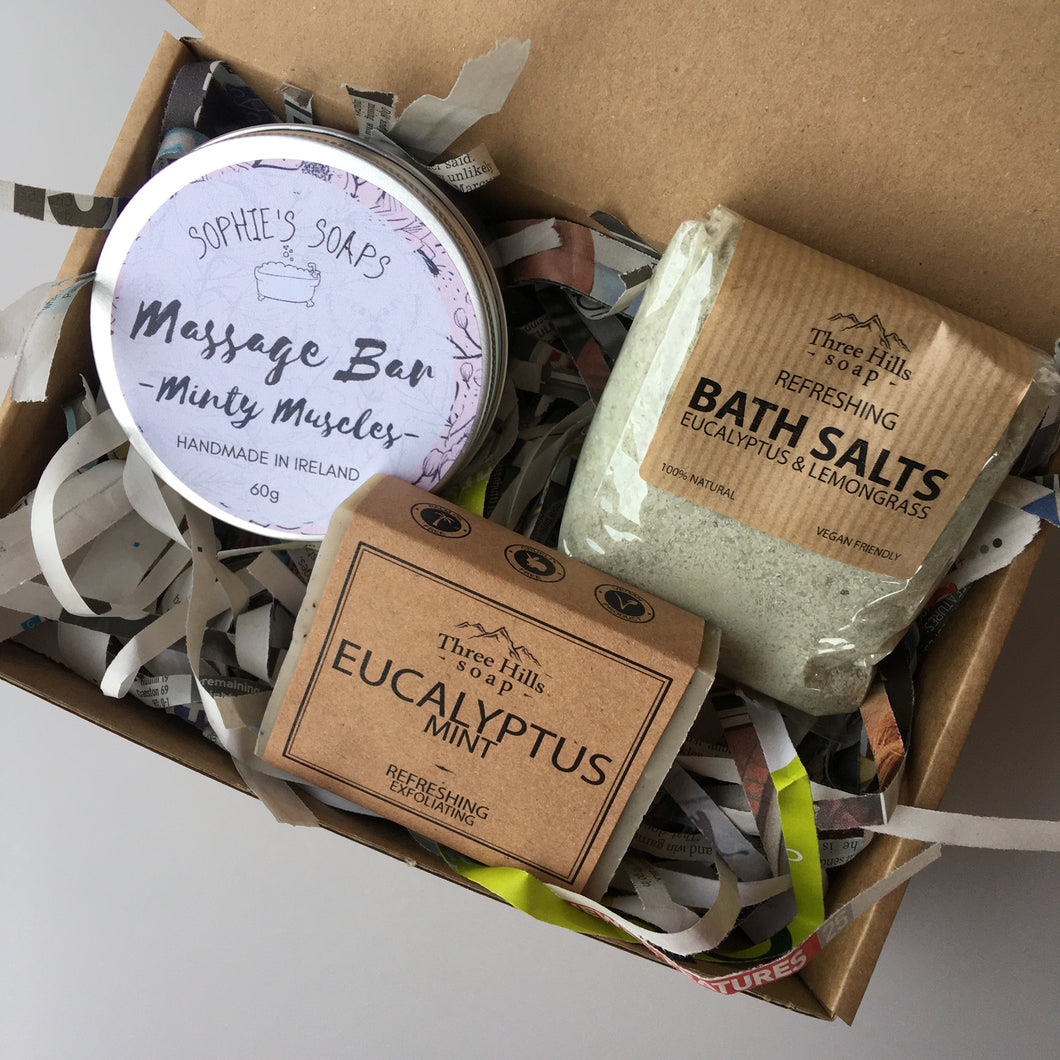Bath Lovers Box